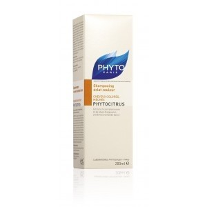 PHYTO PHYTOCITRUS SHAMPOOING 200 ML ECLAT COULEUR