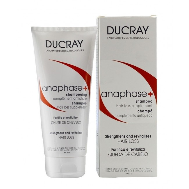 DUCRAY ANAPHASE  SHAMPOING COMPLéMENT ANTICHUTE 200ML