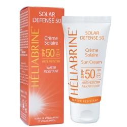 HéLIABRINE SOLAR DEFENSE 50 CRéME SOLAIRE SPF50  50ML