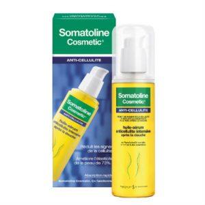 somatoline huile-sérum anticellulite intensive 125ml