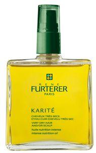 RENE FURTERER Karité nutri - huile nutrition intense - 100 ml
