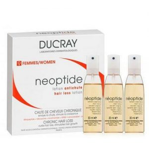 DUCRAY NEOPTIDE LOTION ANTI CHUTE FEMME 3*30ML