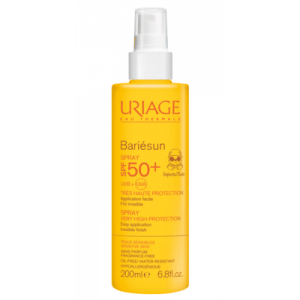 uriage barièsun spf50  spray enfant 200ml