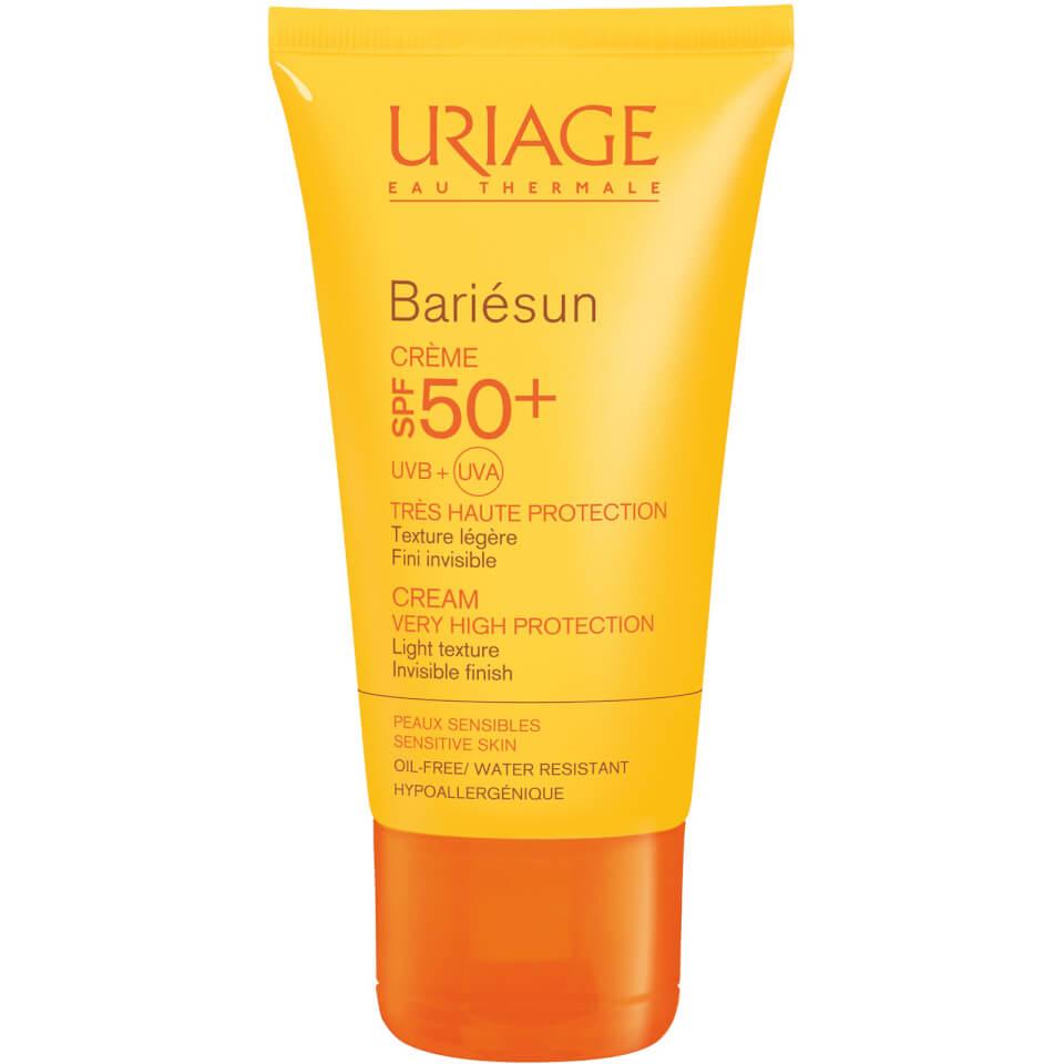 uriage bariésun spf50  crème 50ml