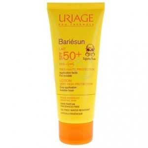 uriage barièsun spf50  lait enfant 100ml