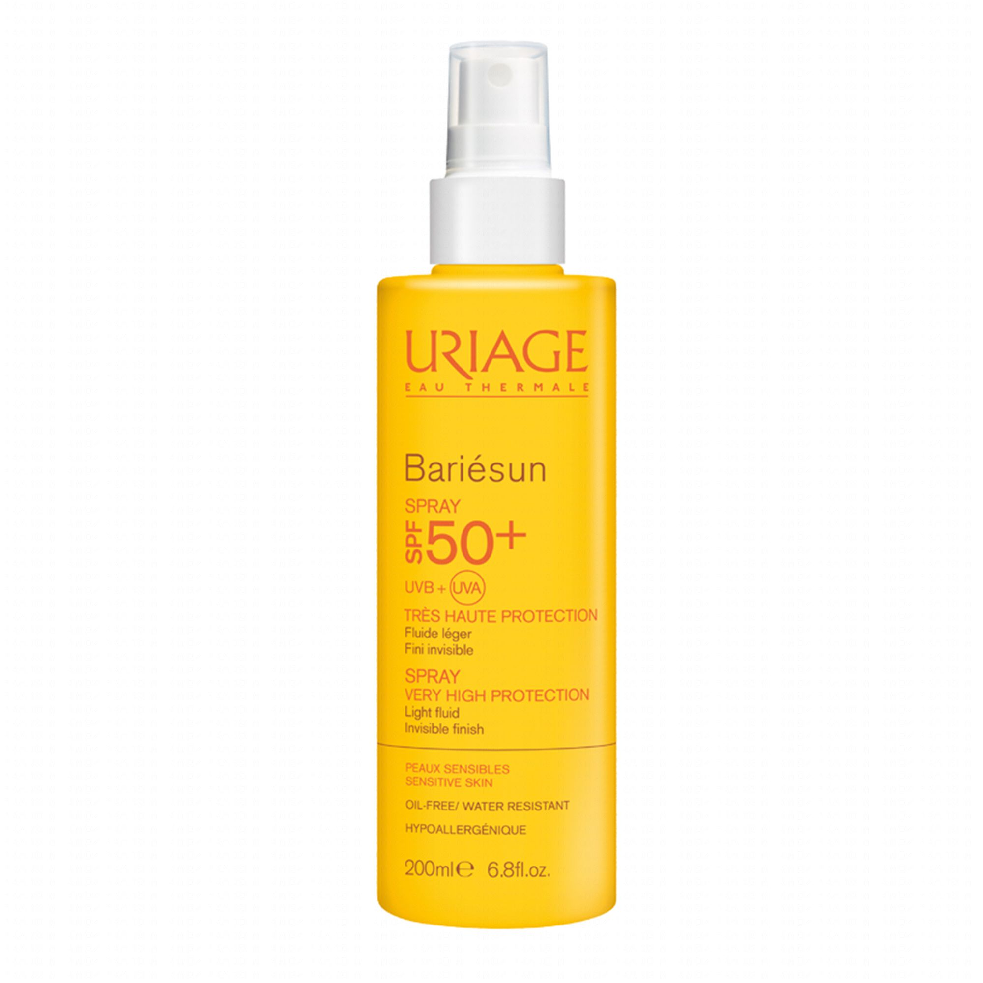 uriage barièsun spf50  spray 200ml