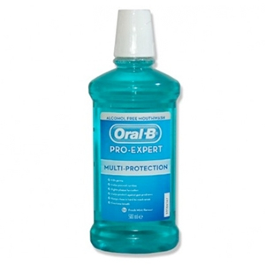 ORAL-B BAIN DE BOUCHE PRO-EXPERT 250ML MULTI-PROTECTION