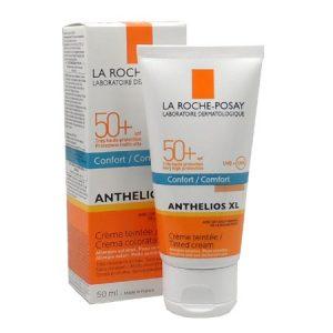 LA ROCHE-POSAY ANTHELIOS XL SPF 50  CONFORT TEINTÉE 50ML CRÈME FONDANTE