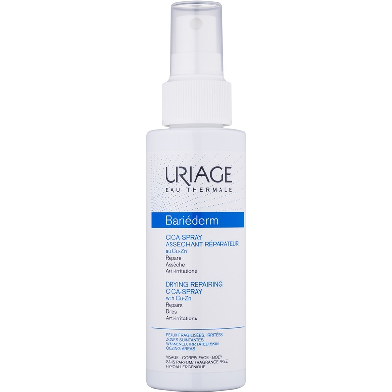 uriage barièderm cica spray 100ml