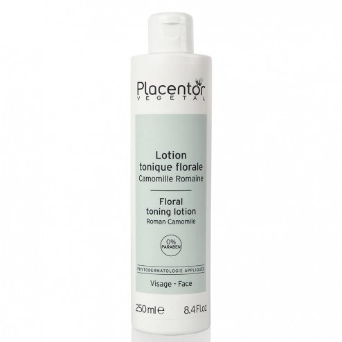 PLACENTOR VEGETAL LOTION TONIQUE FLORALE 250 ML