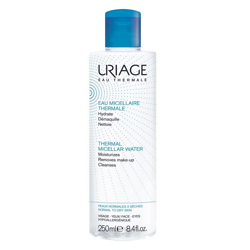 uriage eau micellaire peaux normales à sèches 250ml