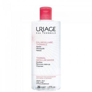 uriage eau micellaire peaux sujettes aux rougerus 500ml