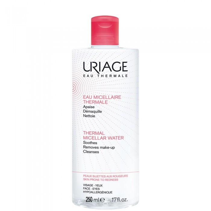 uriage eau micellaire peaux sujettes aux rougerus 250ml