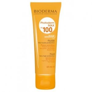 BIODERMA PHOTODERM MAX SPF 100  fluide invisible 40ML