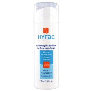 HYFAC GEL NETTOYANT PURIFIANT 150 ML