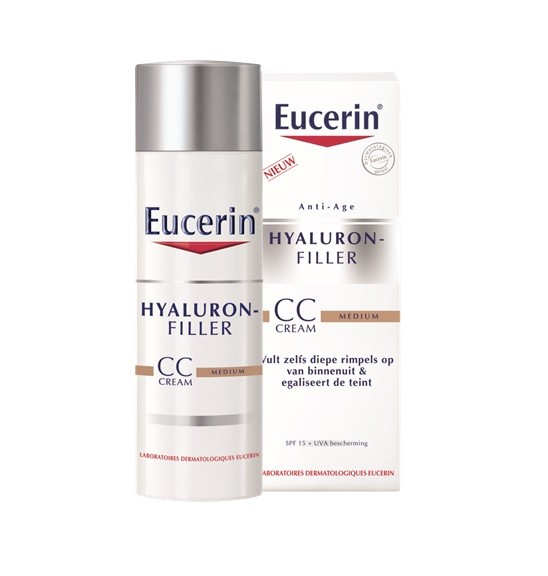 EUCERIN HYALURON-FILLER CC CREME MEDIUM