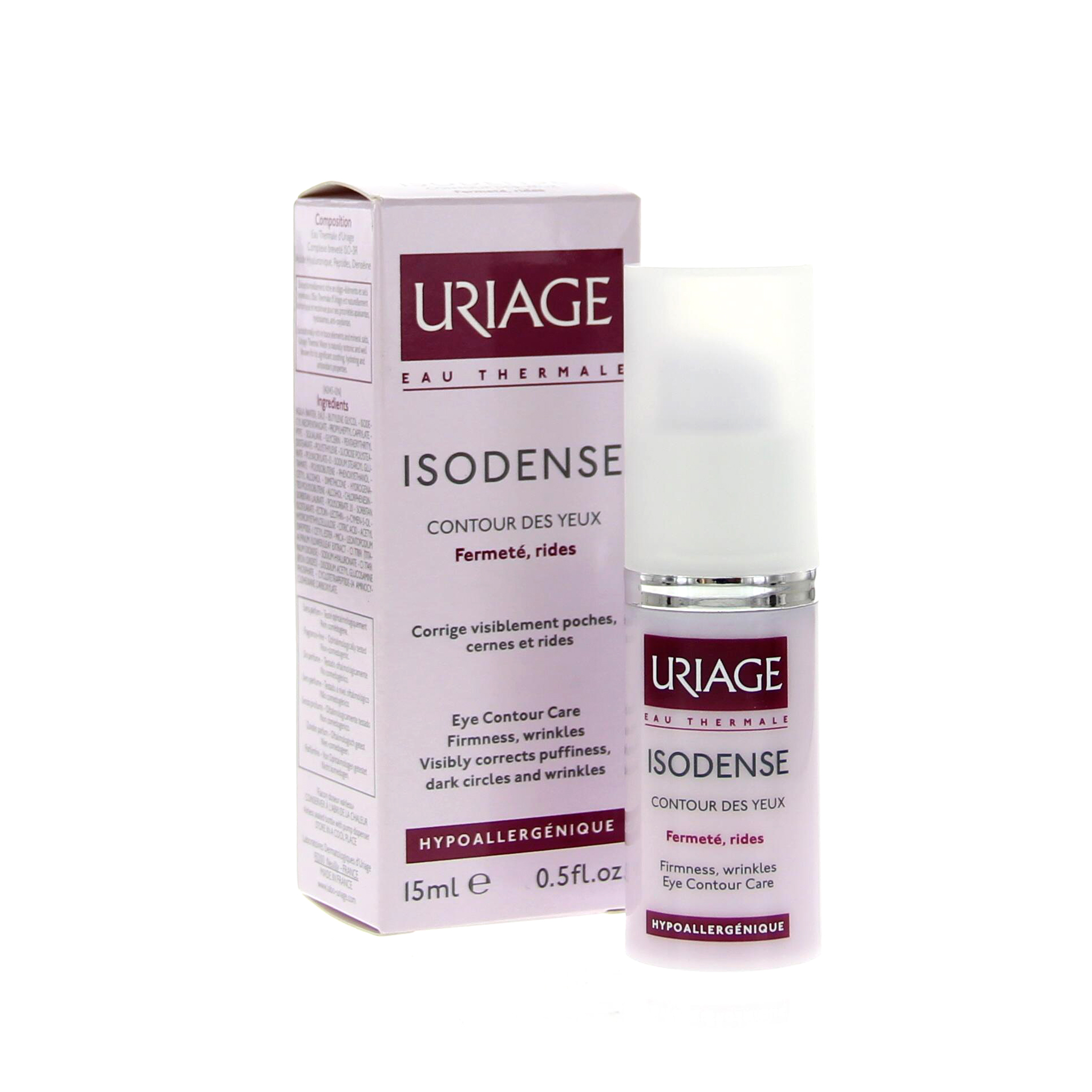 uriage isodence contour des yeux 15ml