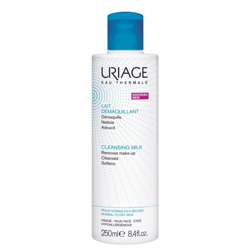 uriage lait démaquillant 200ml