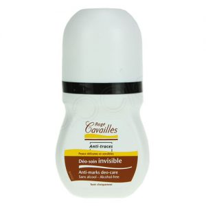 rogé cavaillés déodorant soin roll-on invisible Anti traces 50ml