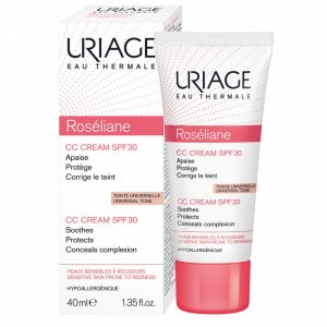 uriage rosèliane cc cream spf30 40ml