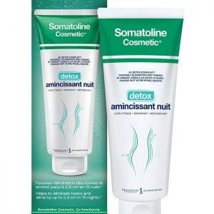 somatoline traitement detox amincissant nuit 400ml