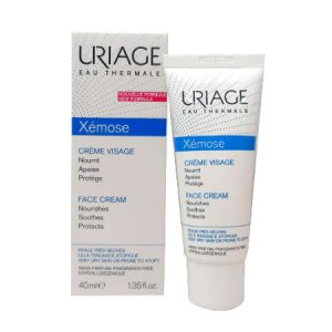 uriage xémose crème visage 40ml