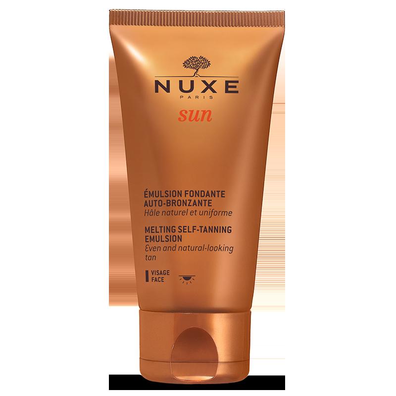 nuxe Nuxe sun Emulsion fondante auto-bronzante 50ml