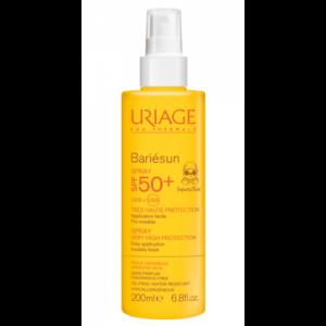 uriage barièsun spf50  spray enfant 200ml