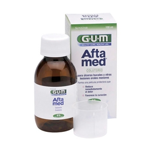 GUM AFTAMED BAIN DE BOUCHE 100ML