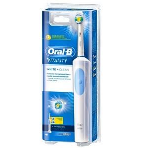 ORAL-B BROSSE À DENT RECHARGEABLE VITALITY PROWHITE D 12