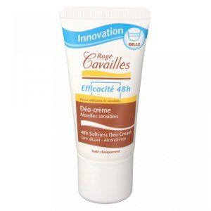 rogé cavaillés déodorant crème aisselles sensibles bille 50ml