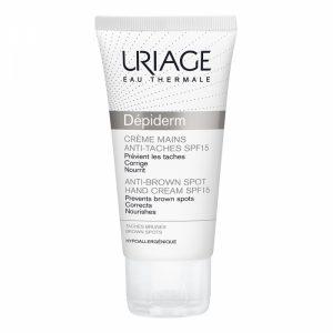 uriage depiderm crème main 50ml