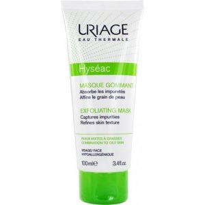 uriage hyseac masque gommant 100ml