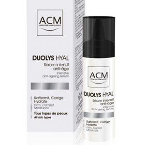 ACM DUOLYS HYAL SÉRUM 5 % SÉRUM INTENSIF ANTI-AGE
