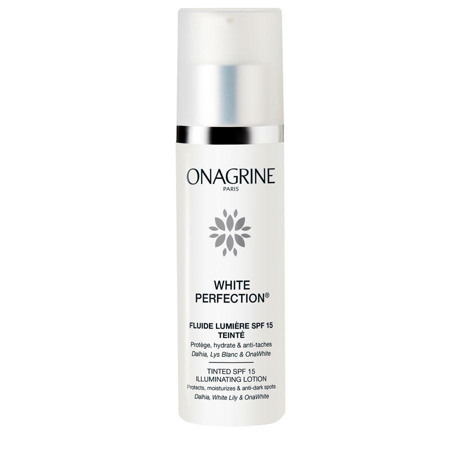 ONAGRINE WHITE PERFECTION Fluide Lumière SPF 15  Anti-taches teinté 40ML