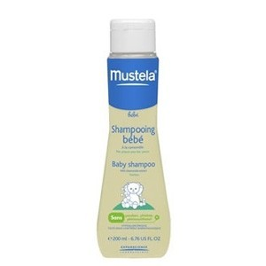 MUSTELA SHAMPOOING ULTRA-DOUX 200ML A LA CAMOMILLE