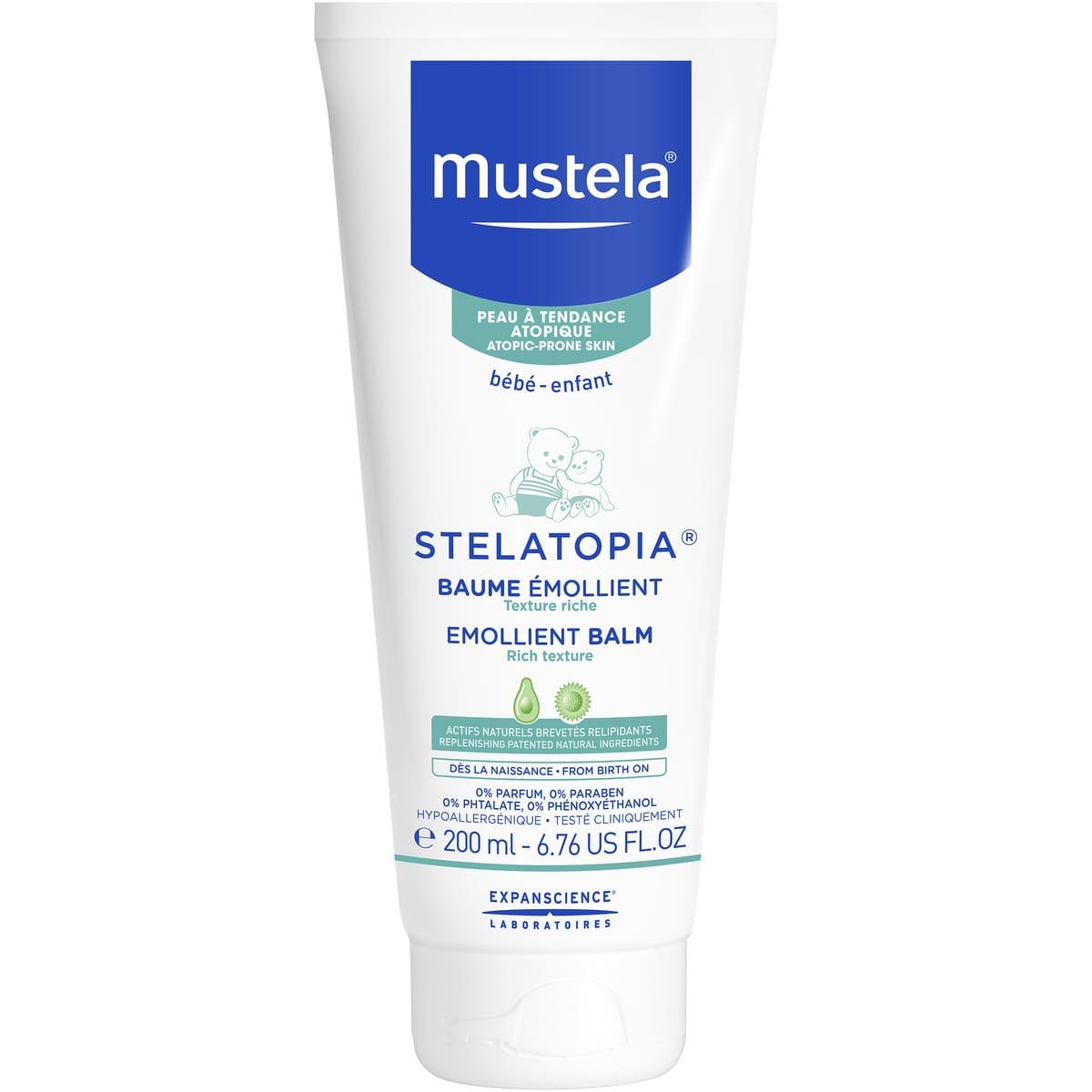 mustela STELATOPIA® Baume relipidant 200ml