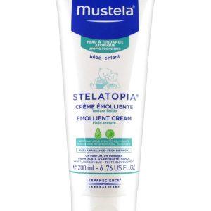 mustela STELATOPIA® Crème émolliente 200ml
