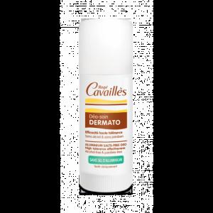 rogé cavaillés déodorant soin dermatologie stick sans sels d'aluminium 40ml